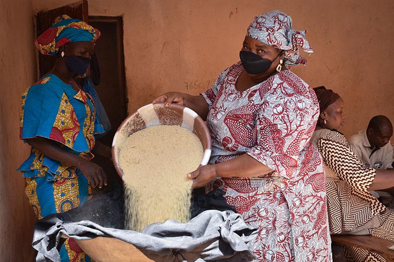 Autonomisation économique des femmes au Mali (Sahel)